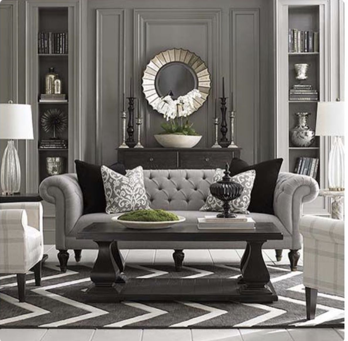 Elegant Contemporary Living Room Furniture: Pin By Clare Mc Stay On Living Room