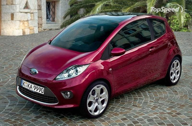 Ford Ka Interesting News With The Best Ford Ka Pictures On