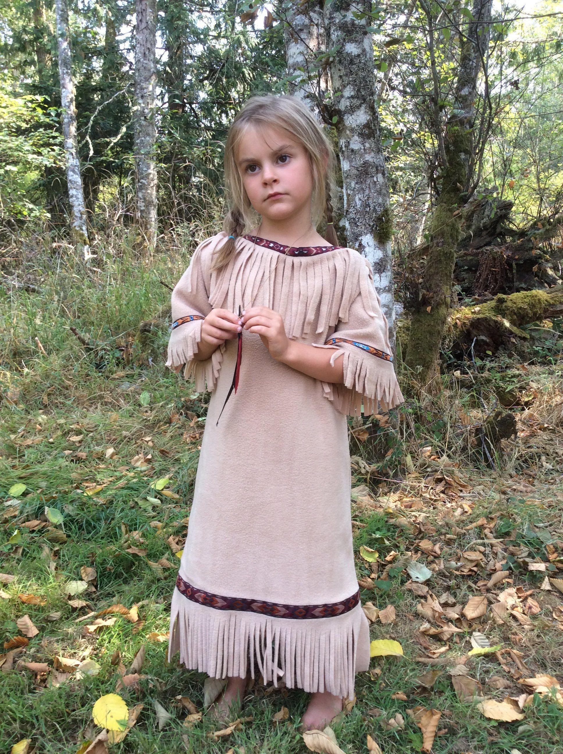 Trapper Halloween Costumes 2020 Frontier Trapper Costume buckskin dress kids costume | Etsy in