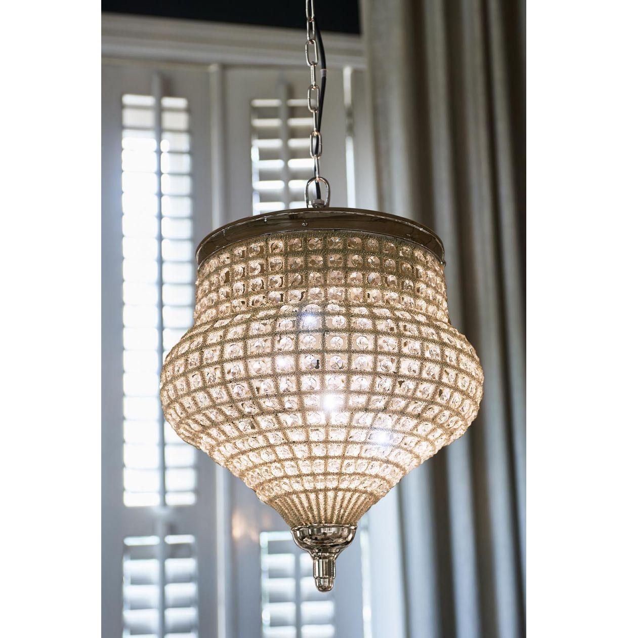 Welp Chantilly Chandelier Marrakech L - Lampen & Lampenkappen | Rivièra ZM-23