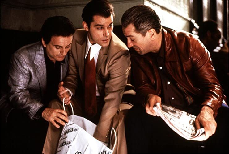 Uno De Los Nuestros 1990 Buenos Hermanos Peliculas Divertidas Robert De Niro