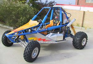 Piranha series II, offroad, mini dune buggy, sandrail, go kart plans