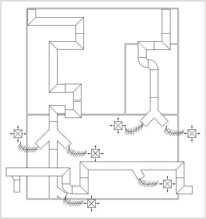 Eine benutzerfreundliche Software für Designs der HLK
