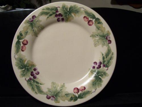 Pfaltzgraff Dinner Plate Jamberry Pattern Designed by Pat Farrell   eBay