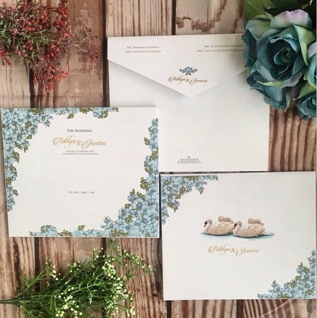 Blue flower wedding invitation project by micasa jakarta http blue flower wedding invitation project by micasa jakarta httpbridestory stopboris Images