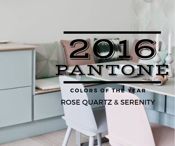 """Every hue chosen as a Color of the Year is supposed to be a """"reflection"""" and an """"antidote"""" for the times. Pantone claims that Rose Quartz and Serenity represent """"a mindset of tranquility and inner ..."""