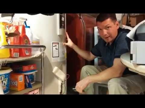 Change A Hot Water Heater Element Without Draining Or