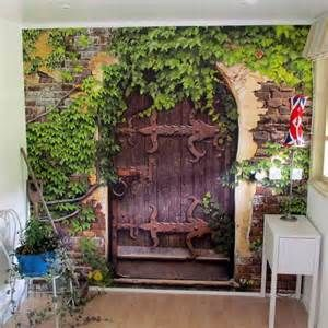 English Garden Murals - - Yahoo Image Search Results
