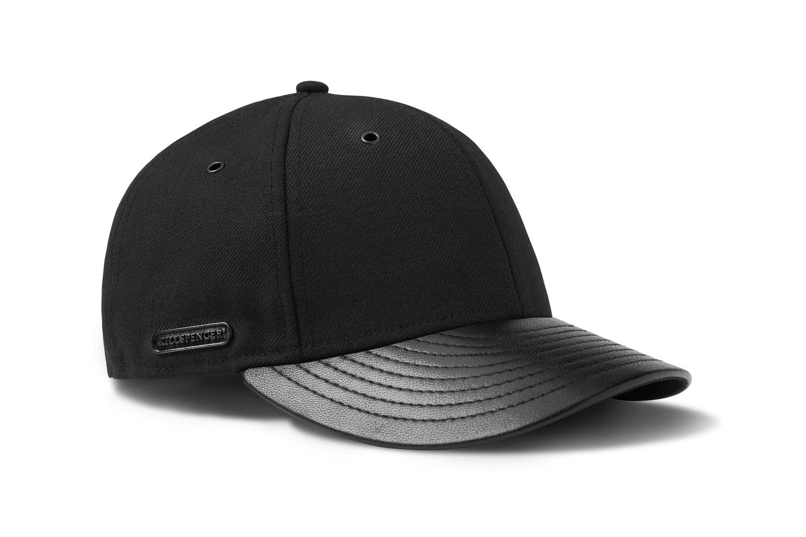 Killspencer Teams Up with New Era to Create Minimalist All-Black Cap ... 6cd8a11bba7