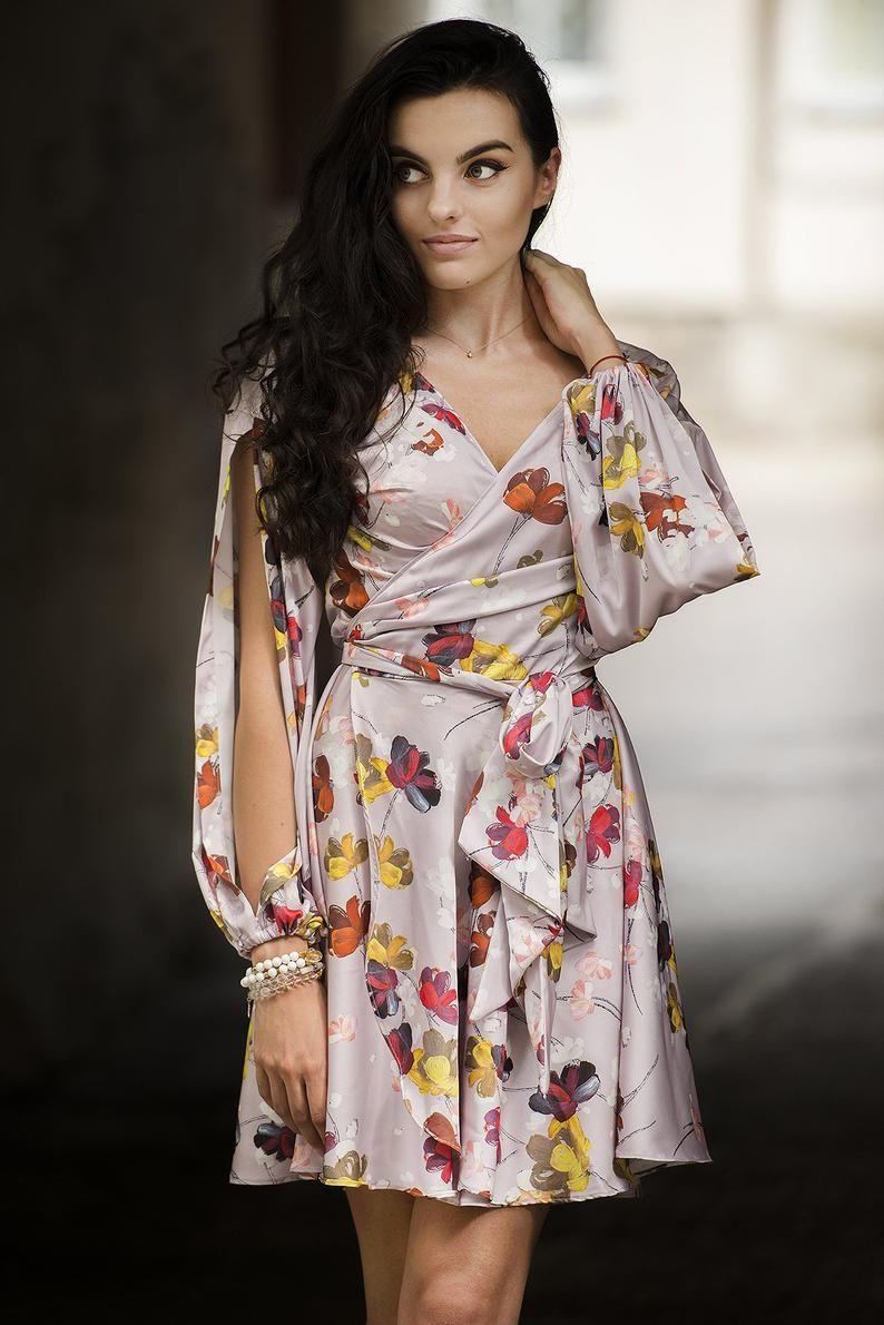 Red Elegant Wrap Dress Lille Black Casual Dress Blue Etsy Elegant Wrap Dress Wrap Over Dress Wrap Dress [ 1190 x 794 Pixel ]