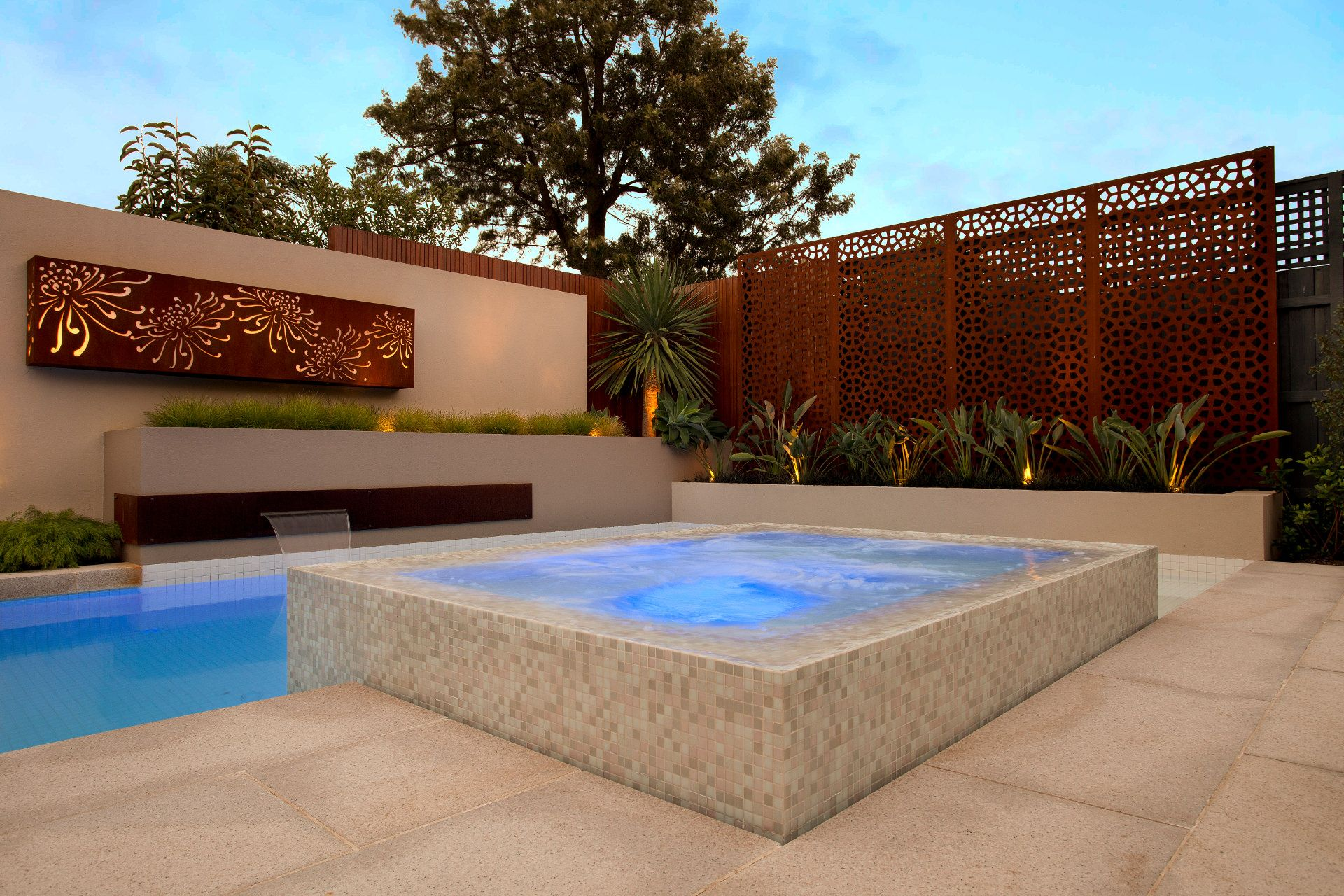 Currawa Avenue Caulfield Apex Landscape Relax Wellness - Amazing outdoor design by apex landscapes