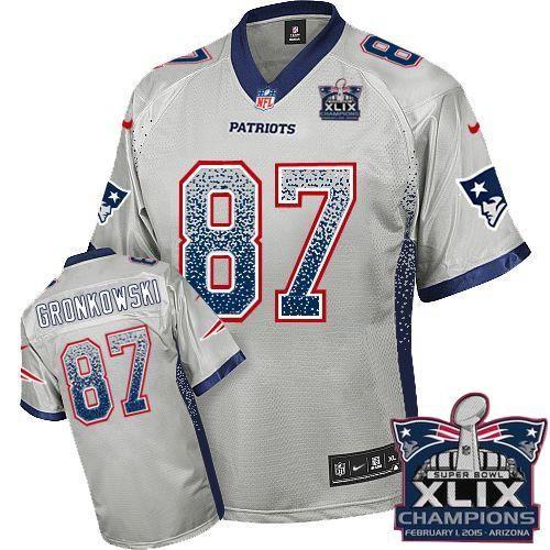 rob gronkowski stitched youth jersey