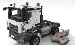 Lego Moc Moc 4946 42043 C Mercedes Benz Zetros Building