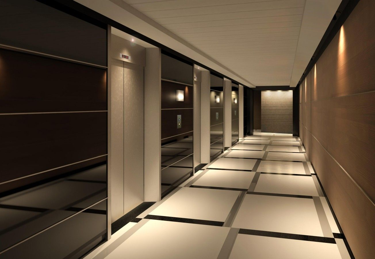 Marcopolo Ortigas Office Dsfn Architects Elevator