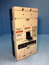 Ch Cutler Hammer Hmdl3600 800a Circuit Breaker W 600 Amp Trip