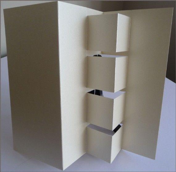 Fancy Tri-Fold Card by Sheila Weaver - Joanna Sheen | Card tutorials ...