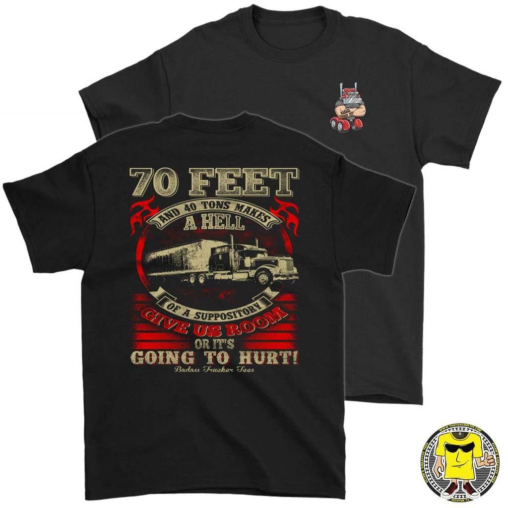 86705702f Funny trucker shirts, funny truck driver shirts, trucker t-shirt sayings
