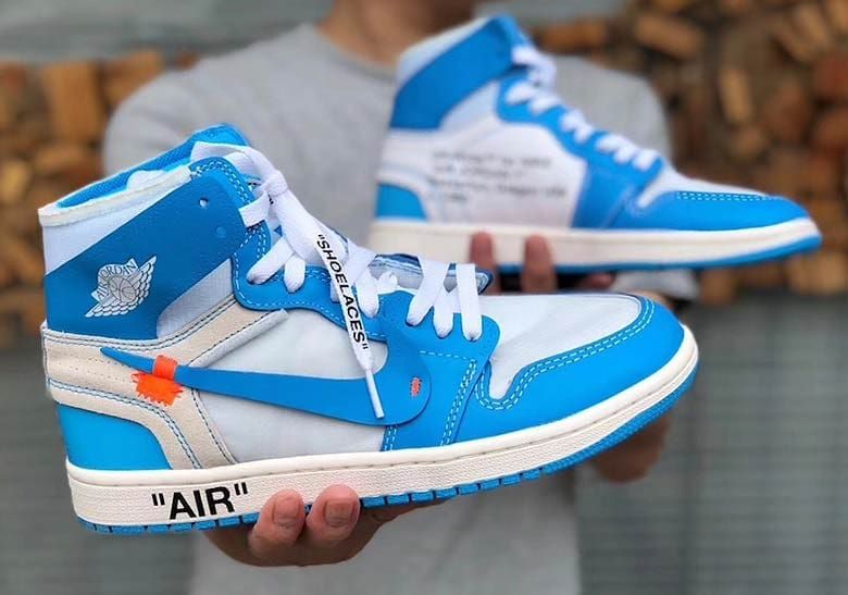 f0641e79fff Off-white X Air Jordan I