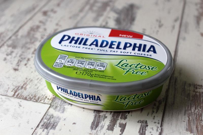 Sensational Philadelphia Lactose Free Cream Cheese Review Lactose Free Beutiful Home Inspiration Xortanetmahrainfo