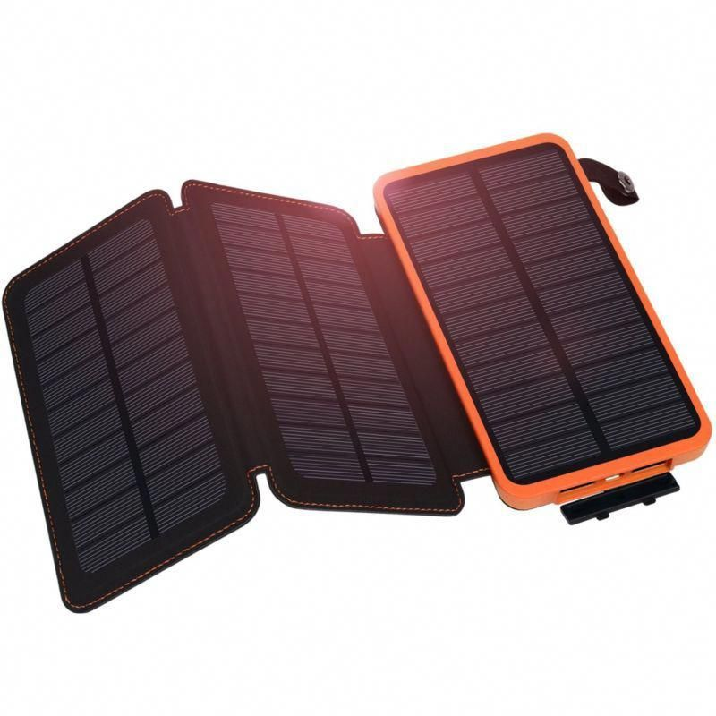 Portable Powerbank 500000mah Solar Panel External Battery Charger Power Bank For Cell Phone Tablets Charger Ecomyshop Shop All You Need Tablet Charger Solar Energy External Battery