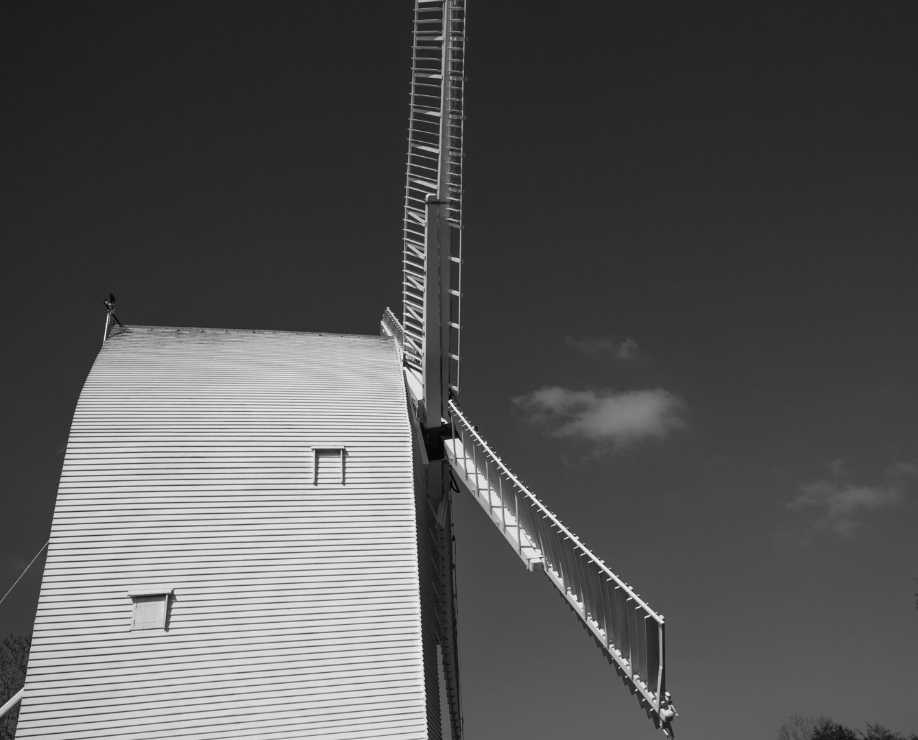 Oldland Windmill, the oldest working windmill in Sussex