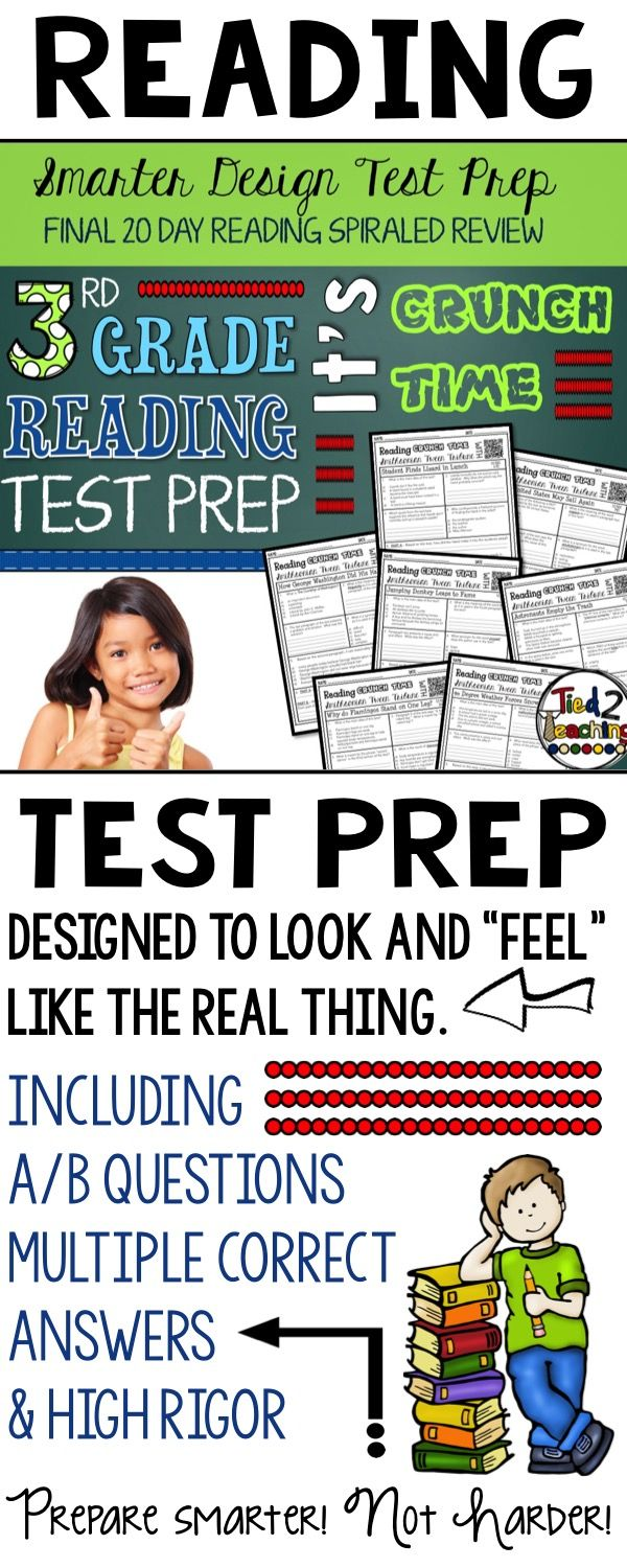 Standardized reading tests are often a dreaded time for