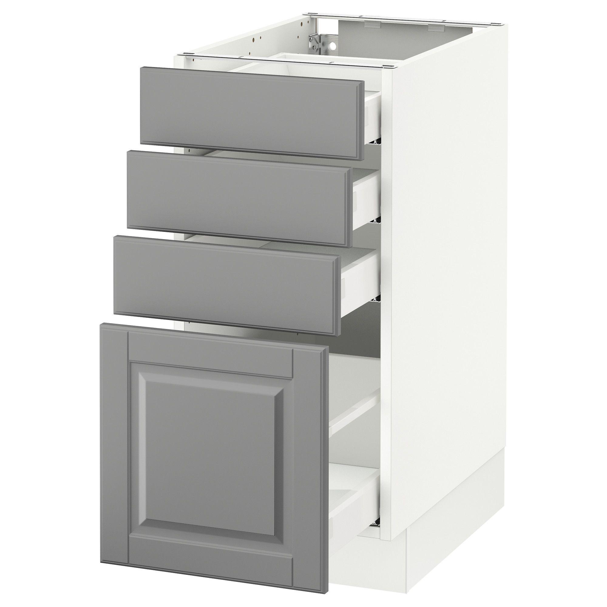 Ikea Sektion Blanc Armoire Inf 4 Tir Frame Colour Maximera