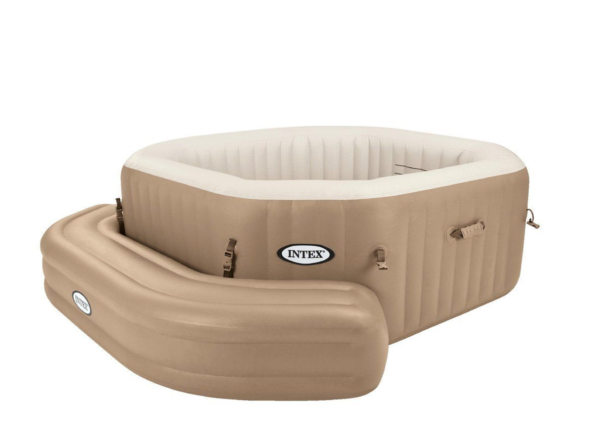 Intex 28509 PureSpa Octagon Bench *** Read more info by clicking the ...