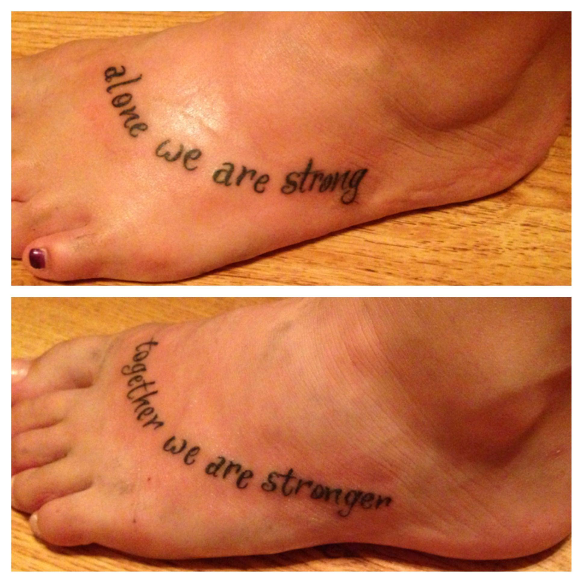 Mine and my best friends friendship tattoo | Tattoos | Pinterest ...