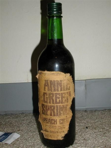 annie green springs peach creek wine - Google Search ...