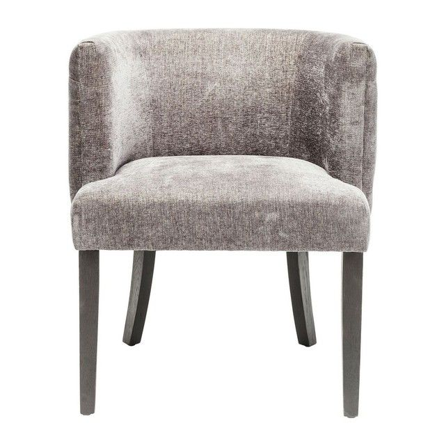 Chaise Avec Accoudoirs Theater Grise Kare Design Chaise Accoudoir Chaise Fauteuil Chaise Design