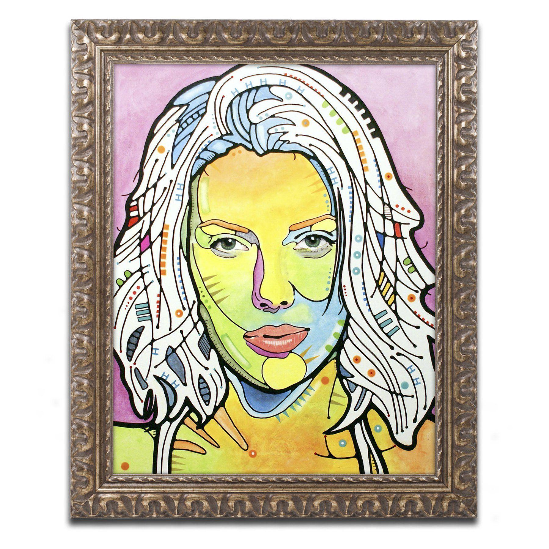 Trademark Fine Art Dean Russo Skin Deep Framed Wall Art - ALI1597 ...