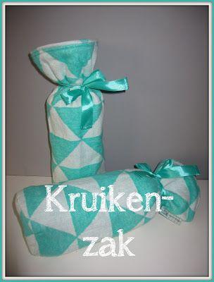 One of a kind: Kruikenzak. Naar aanleiding van gratis tutorial. DIY. Naaien. www.ooaki.blogspot.com