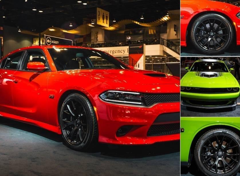 Dodge Performance Parts >> Dodge Dynamics Package For Scat Pack Models Dodge Charger