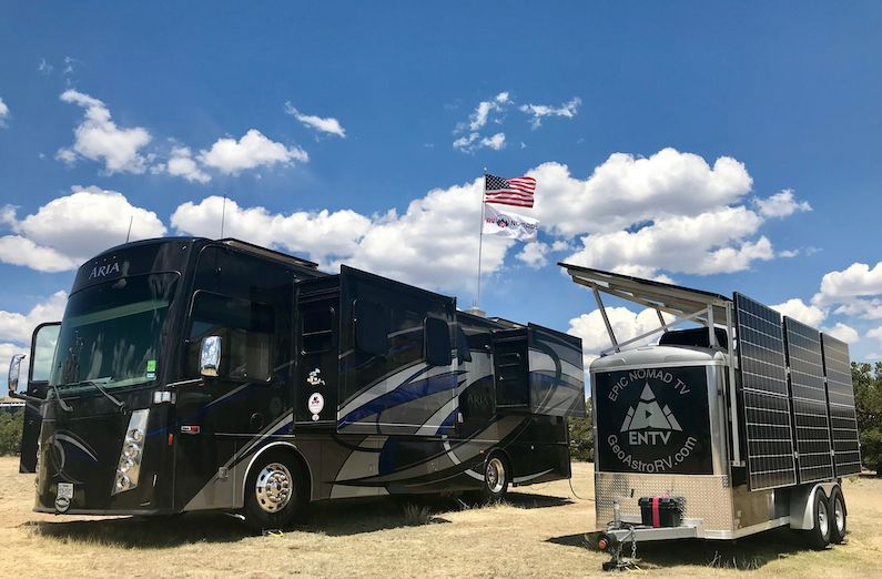 This Week On Episode 249 The Rv Podcast We Meet A Couple Who Quit