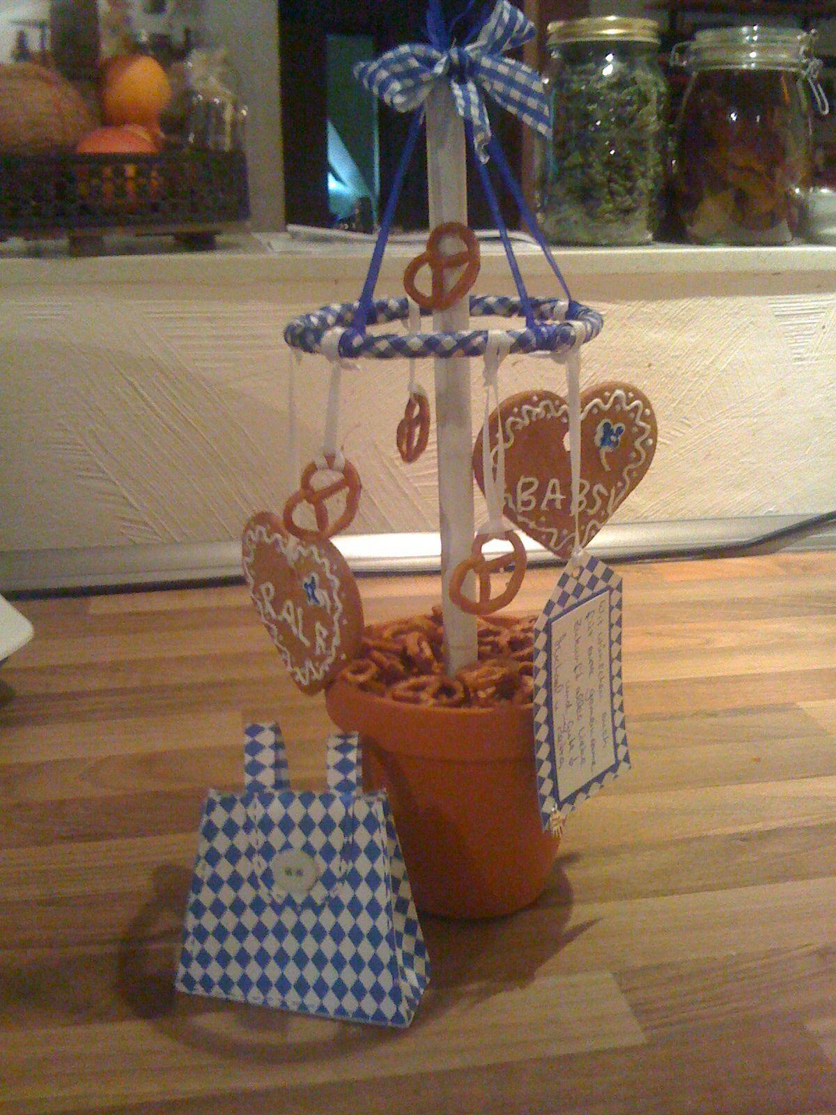 Deko Oktoberfest Basteln