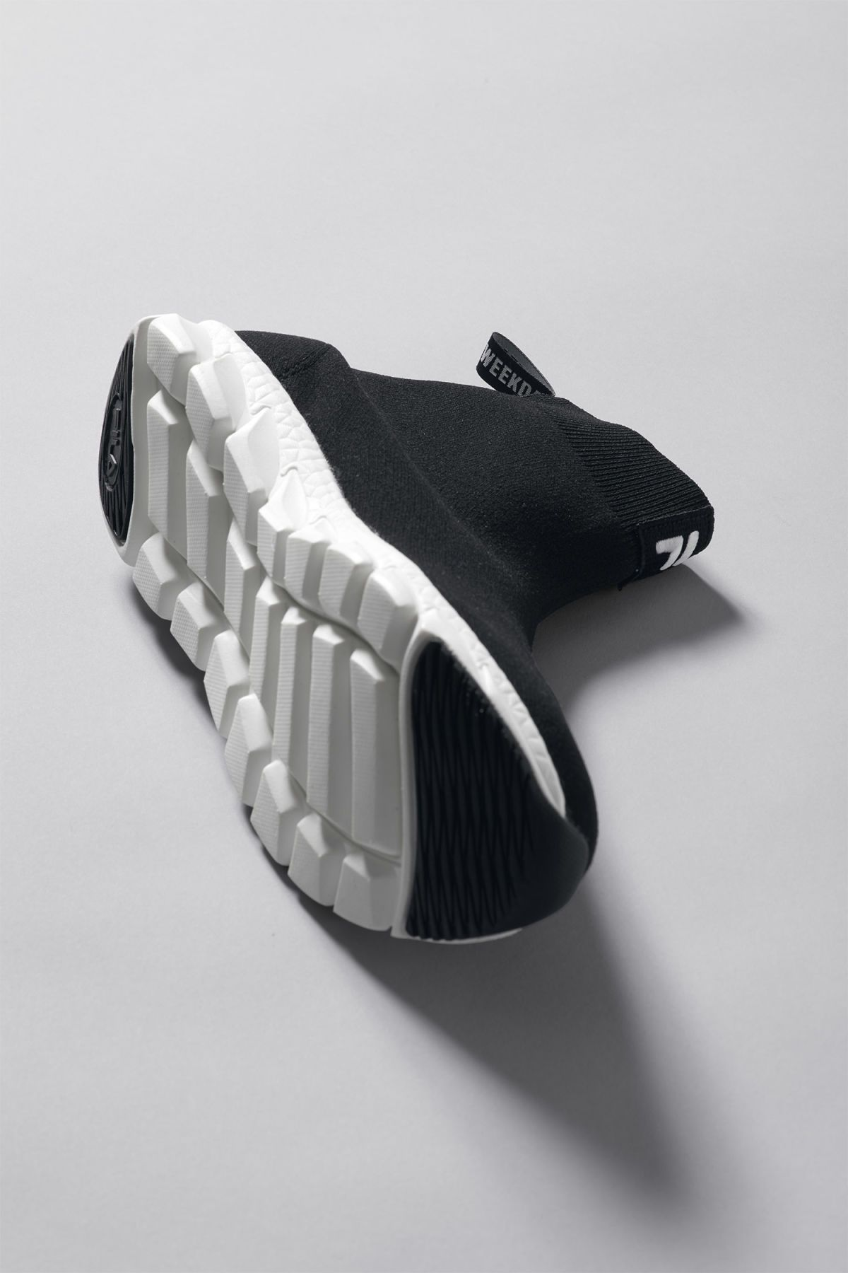 fila x weekday sock shoes Cheaper Than