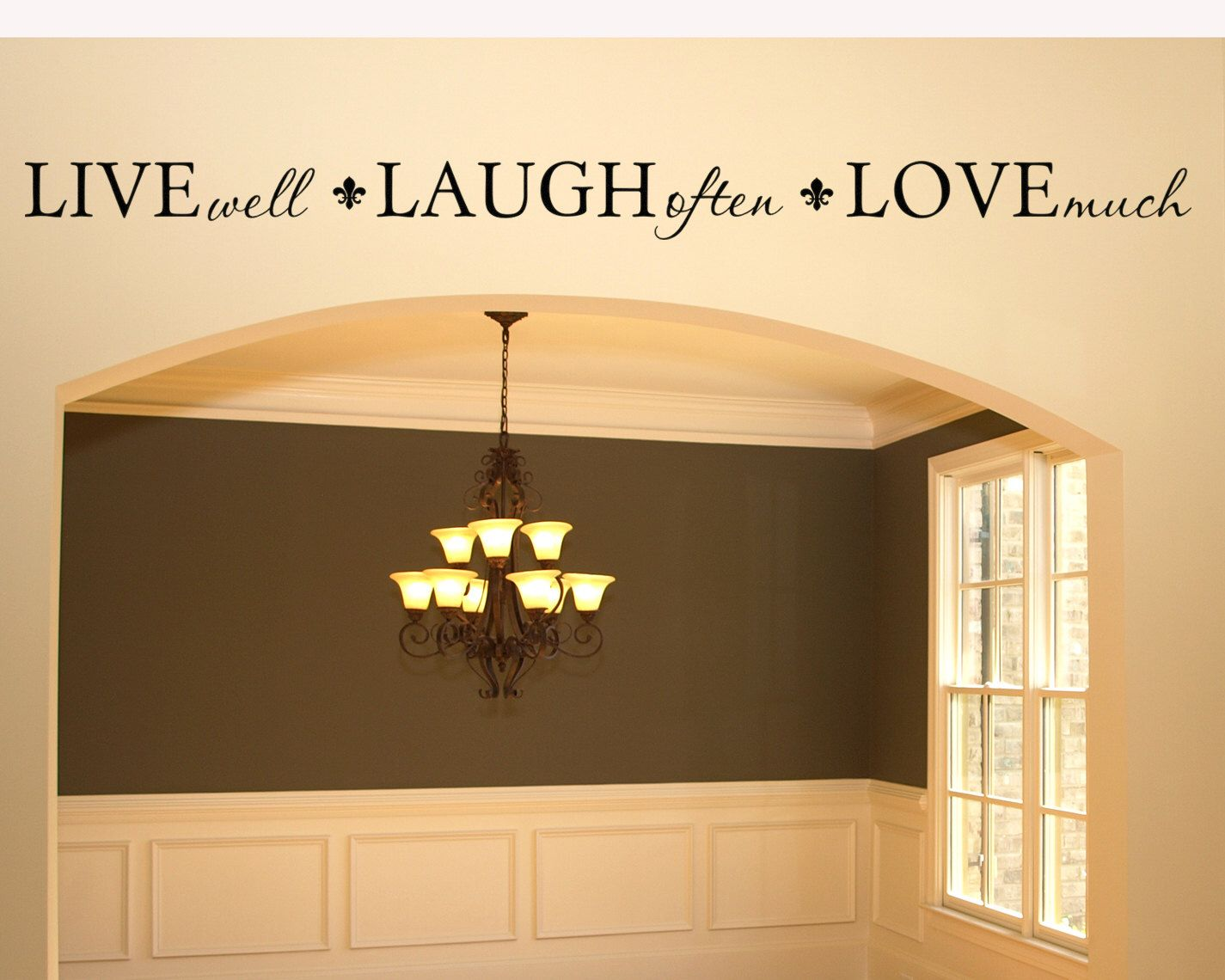 Wall Decal Living Room Decor Wall Art Vinyl Decal Home Decor Wall ...
