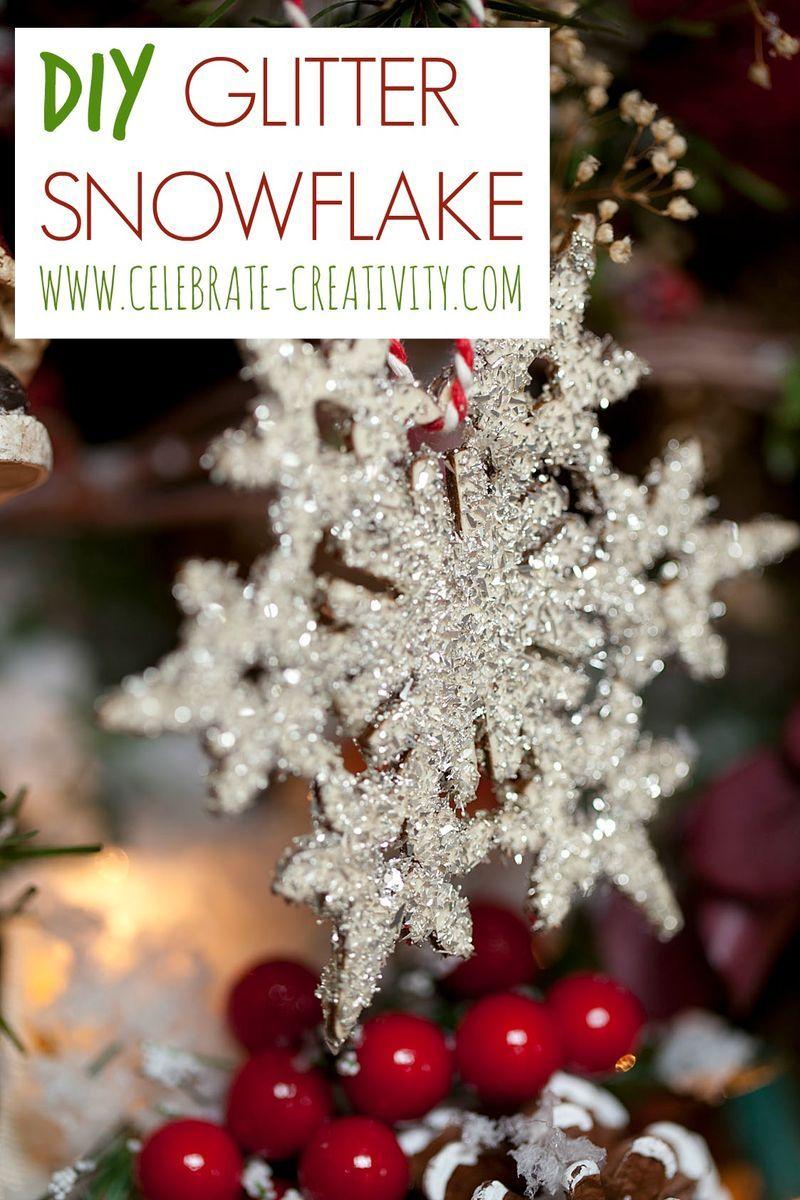 Snowflake Ornament Countdown To Christmas Holiday Series Day 3 Christmas Snowflakes Decorations Diy Christmas Snowflakes Snowflake Decorations