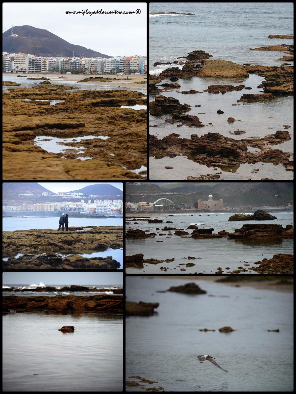 Domingo 2 de marzo. 7:53 horas, la marea más vacía del año.