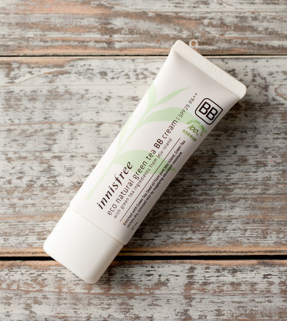 Eco natural green tea BB cream SPF29/PA++ Bb cream