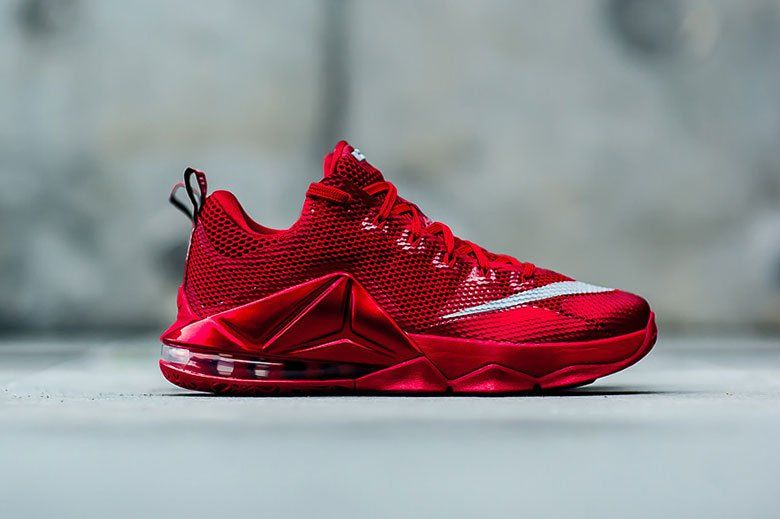 new product 435e1 55438 Nike LeBron 12 Low Premium