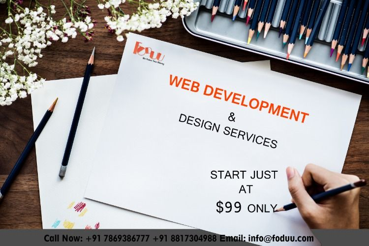 We Provide Static Web Design Services Start From Just Rs 2999 Or 99 For Contact Visit 91 881 730 Web Development Design Web Design Website Design Company