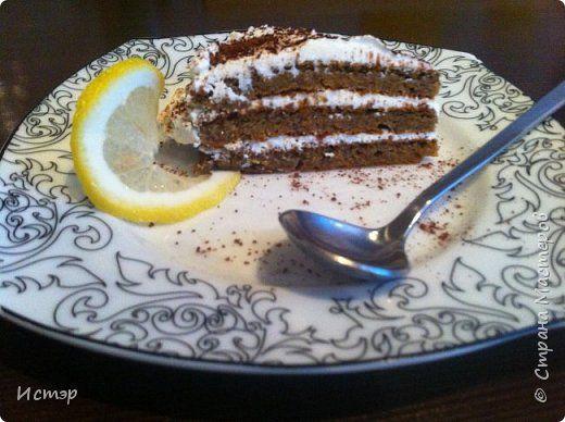 Кулинария Мастер-класс Рецепт кулинарный Морковный тор без муки Продукты пищевые фото 9