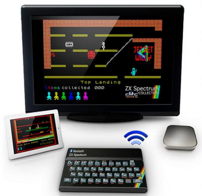 Who remembers the ZX Spectrum and who'd love a recreated