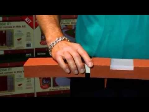 Amazing Letu0027s Edge It!® Plastic Brick Edging W/ Built In Solar Lights Idea