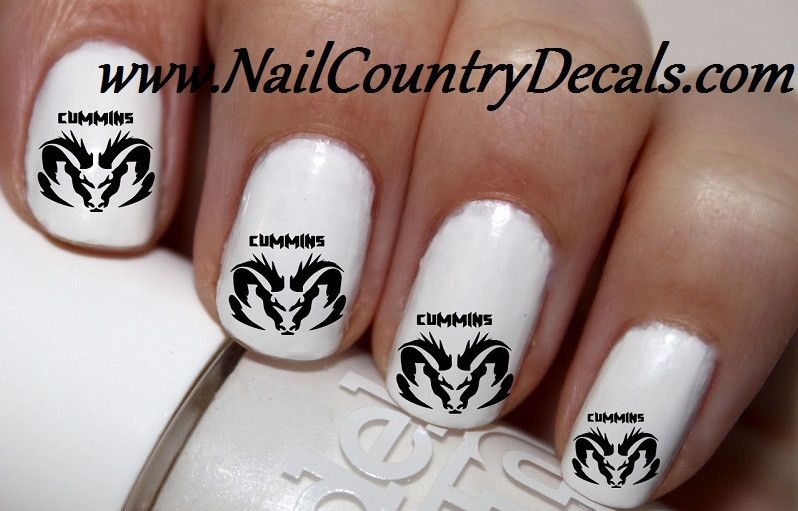 Summer deals fashion nails sale country hot coupon code 50 pc this girls got games girls hunt too deer huntting nail decals nail art nail stickers best price prinsesfo Choice Image