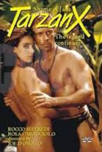 Xxx Movie Tarzan 17