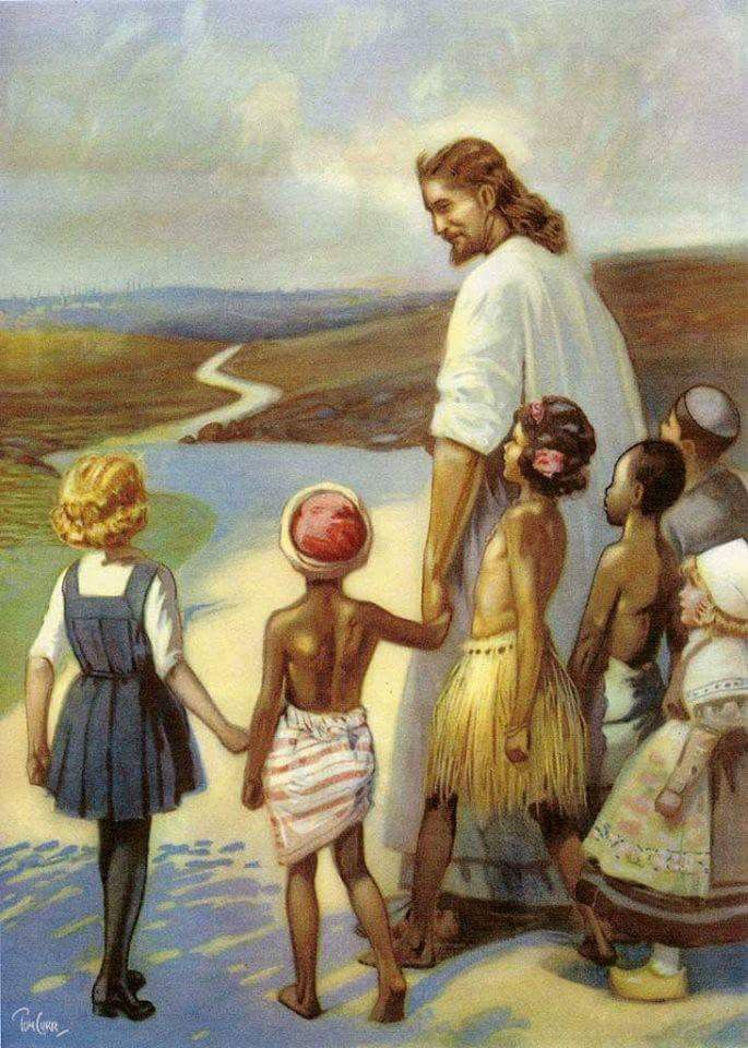 Pin By Char Pool On Jesus My All Jesus Painting Pictures Of