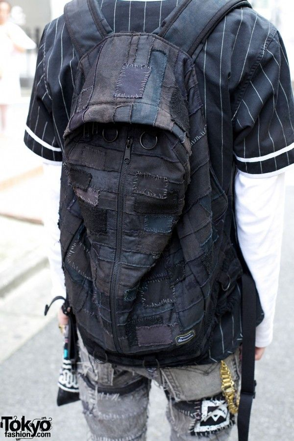 Patchwork Undercover backpack